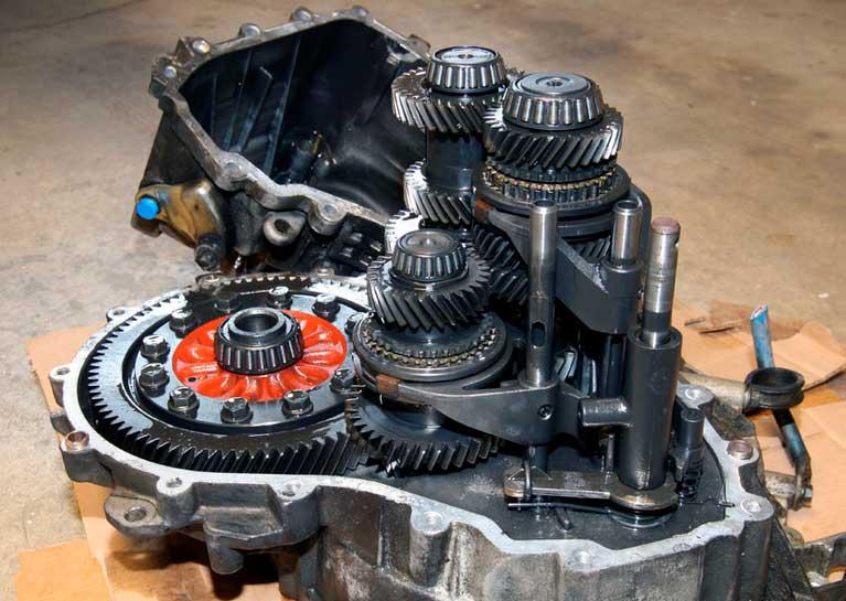 Как сделать механическую коробку 813